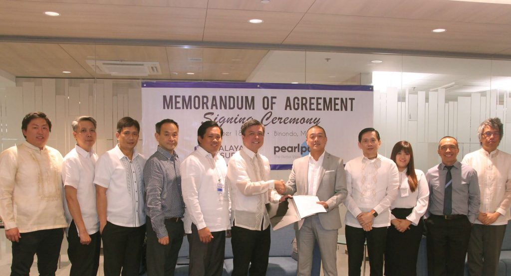 PearlPay and Malayan Insurance launches Pearl Protect an insurance package for OFW's