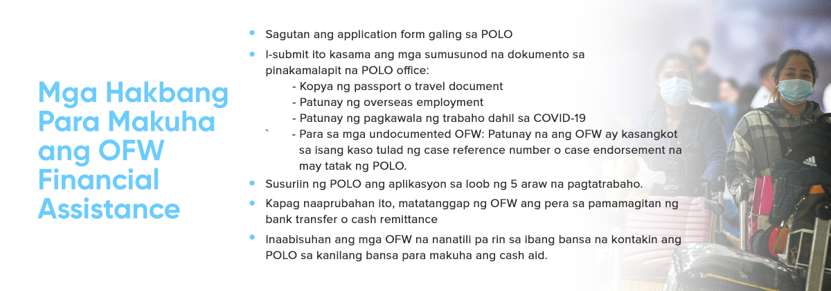 OFW Financial Assitance Updated