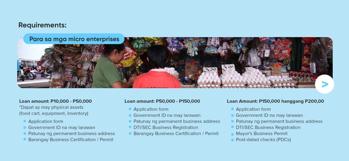 CARES Program for Micro Enterprise
