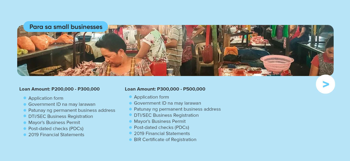 CARES Program for Smalle Businesses